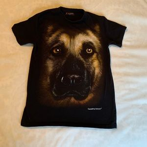 German Shepard Zulements T-shirt
